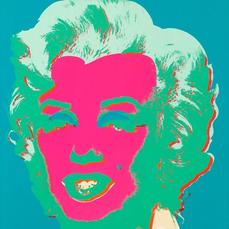 Andy Warhol, 'Marilyn Monroe (FS II.30)', 1967, Print, Screenprint on Paper, Revolver Gallery
