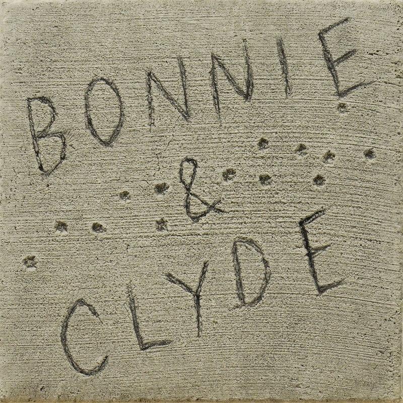John Baldessari, 'Concrete Couples', 2015, Print, Mixografia® print on handmade paper, Mixografia