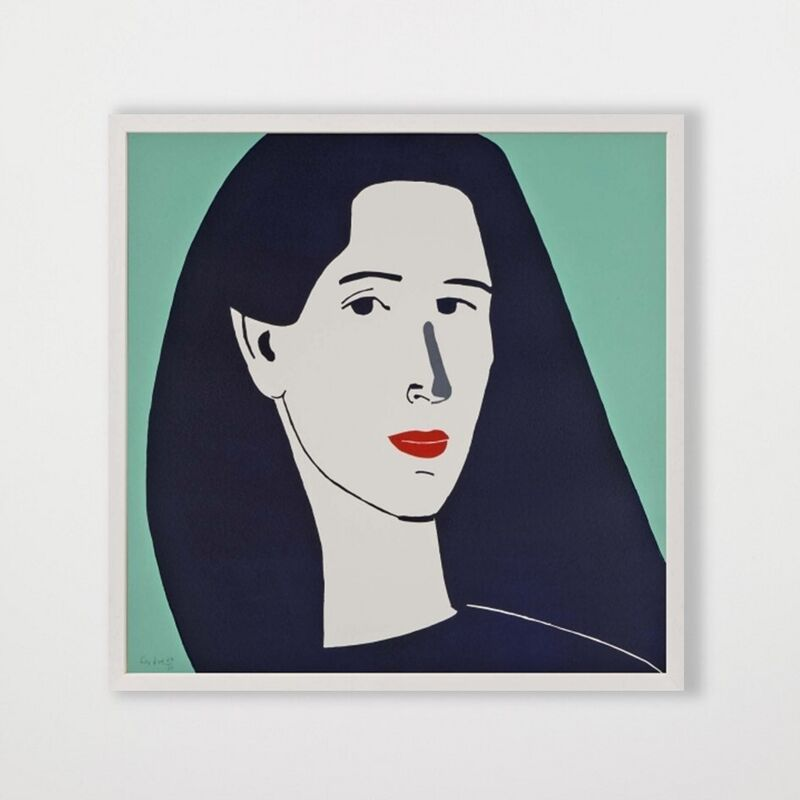 Alex Katz, 'Diana', 2014, Print, Linocut, Weng Contemporary