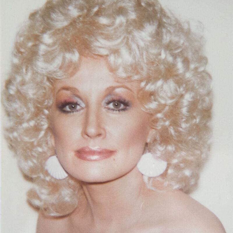 Andy Warhol, 'Dolly Parton', 1985, Photography, Unique polaroid print, Caviar20