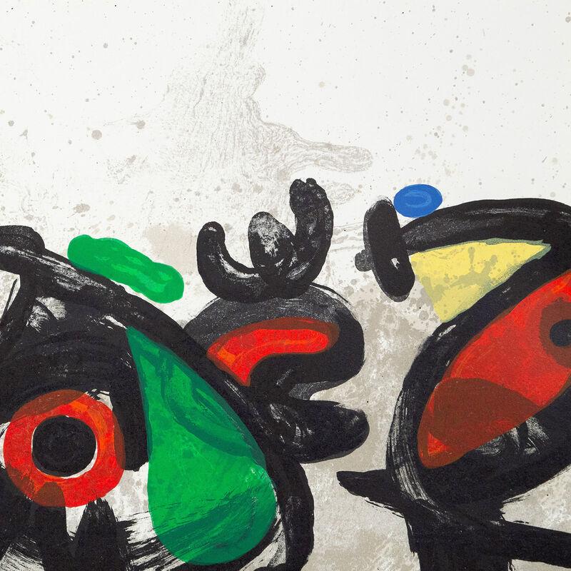 Joan Miró, 'La Ronde de Nuit', 1970, Print, Color Lithograph, Caviar20