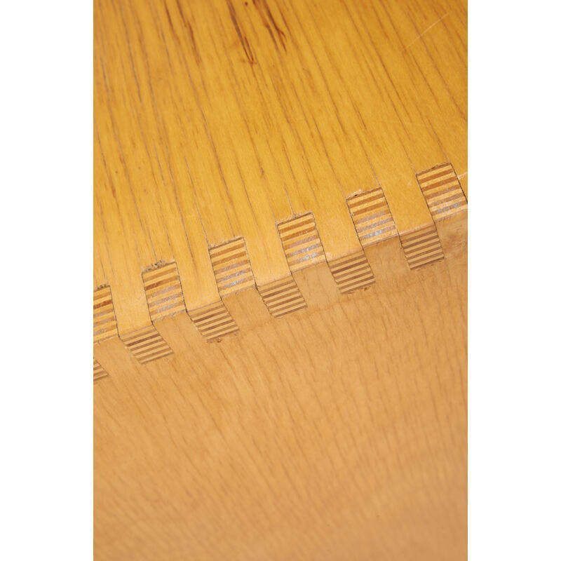Max Bill, 'Pair Of Sgabillo Stools, Italy', 2000s, Design/Decorative Art, Birch Plywood, Rago/Wright