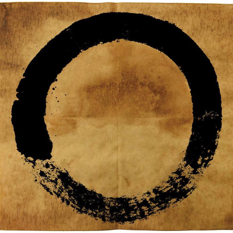 Takashi Murakami, 'Coffee Zen/Encyclopedia/Black', 2020, Print, Silkscreen on Paper filter, Pinto Gallery
