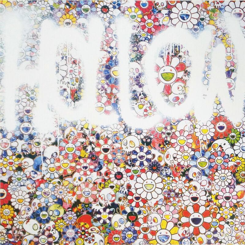 Takashi Murakami, 'Flower Hollow', 2015, Print, Offset Print, uJung Art Center