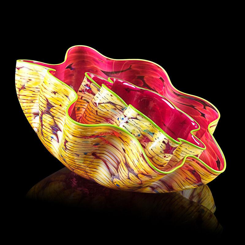 Dale Chihuly, 'Two-piece Moroccan Macchia, Seattle, WA', 2003, Design/Decorative Art, Blown glass, Rago/Wright/LAMA