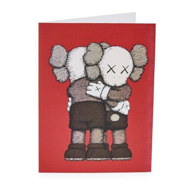 KAWS, 'KAWS Holiday Card (MOMA)', 2018, Print, Paper, Curator Style