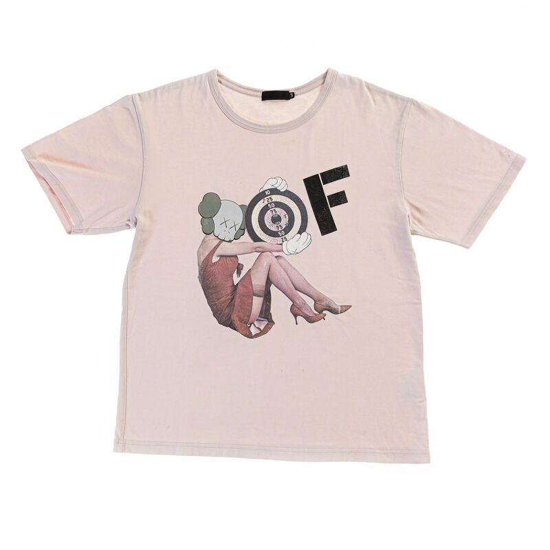 KAWS, 'ORIGINALFAKE TEE SHIRT', 2008, Fashion Design and Wearable Art, Tee-shirt, DIGARD AUCTION