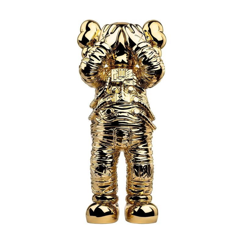 KAWS, 'HOLIDAY SPACE (GOLD) - KAWS', 2020, Sculpture, Polyurethane, Dope! Gallery