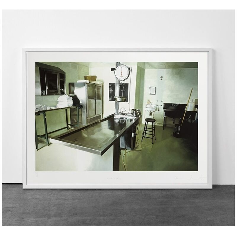 Damien Hirst, 'Mortuary', 2005, Print, Inkjet, Weng Contemporary