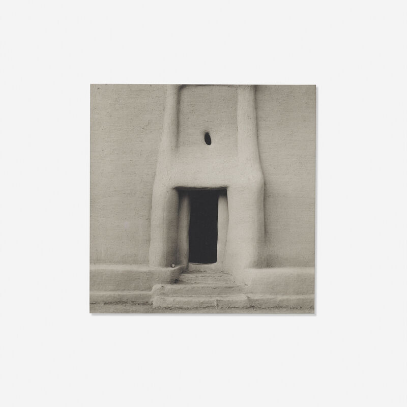 Carrie Mae Weems, 'Untitled from Africa series', 1997, Photography, Platinum print, Rago/Wright