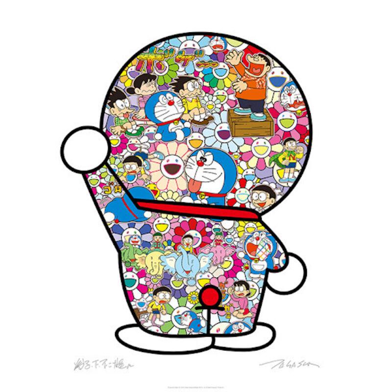 Takashi Murakami, 'Doraemon's Daily Life', 2020, Print, Silkscreen, Curator Style
