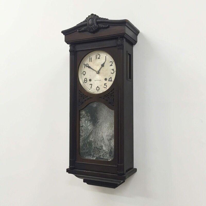 Natsuki Takayama, 'Untitled', 2016, Sculpture, Acrylic, wall clock, KOKI ARTS