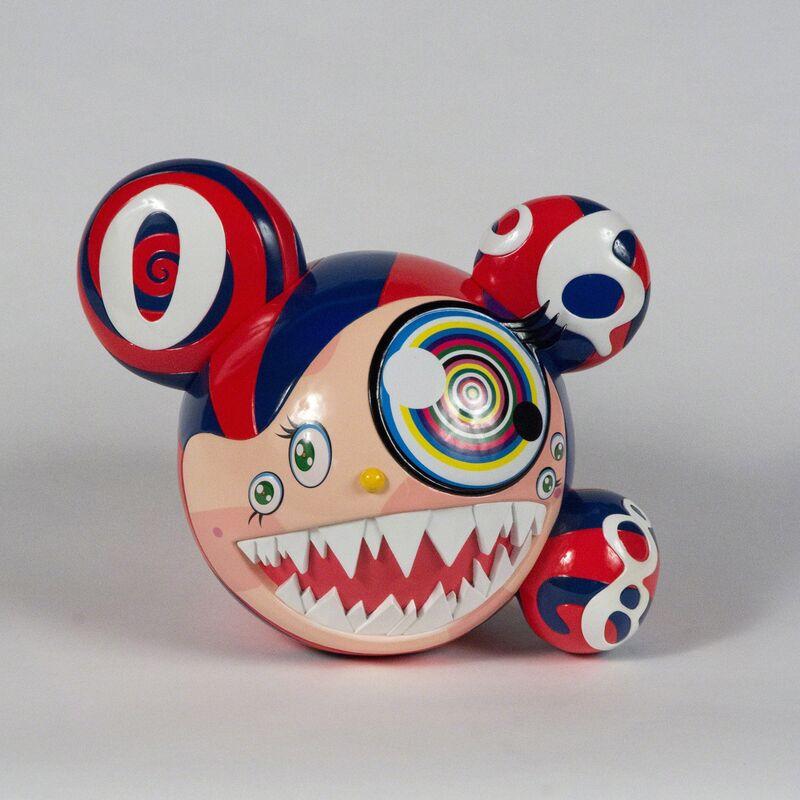 Takashi Murakami, 'Mr. DOB (Complexcon Edition)', 2016, Sculpture, Cast resin polychrome, Doyle