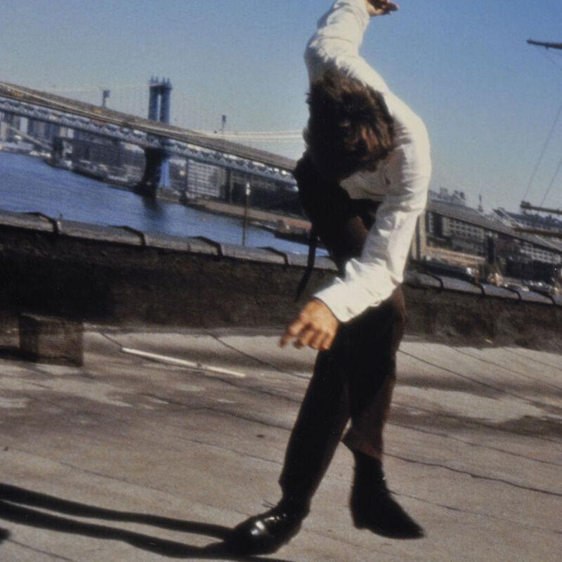 Robert Longo, 'Eric, NYC, 1980', 2009, Print, C-Print, Weng Contemporary