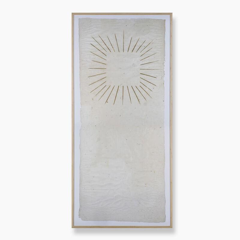 Antonio Dias, 'Untitled', 1975-1980, Print, Litograph on handcraft paper, LAART