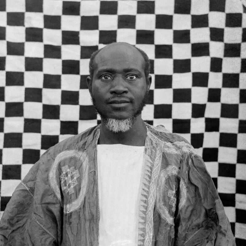 Hamidou Maiga, 'Untitled', 1962, Photography, Gelatin Silver Print, Jack Bell Gallery