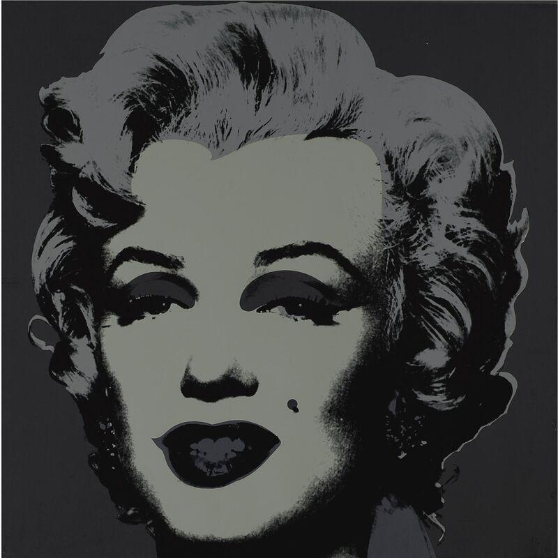 Andy Warhol, 'Marilyn Monroe (Marilyn) F&S II.24', 1967, Print, Screenprint on paper, MoonStar Fine Arts Advisors
