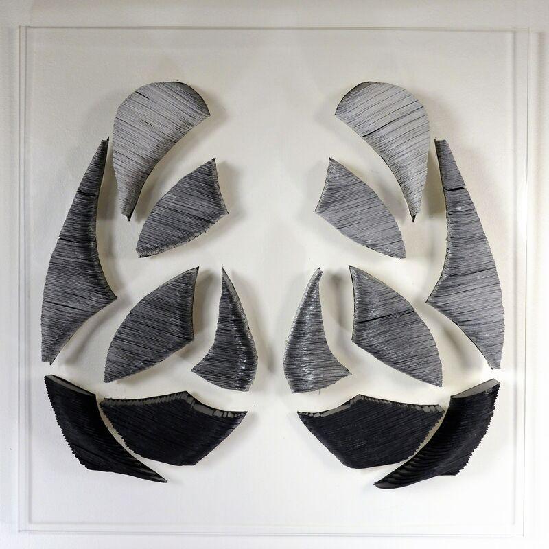 Frédérique Jeantet, 'Souffle', 2017, Mixed Media, Resin, acrylic, Magreen Gallery