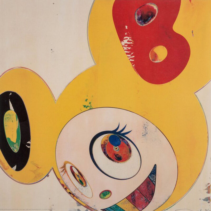 Takashi Murakami, 'AND THEN, AND THEN, AND THEN, AND THEN, AND THEN, LEMON PEPPER', 2006, Print, Offset lithograph in colors on wove paper, Marcel Katz Art