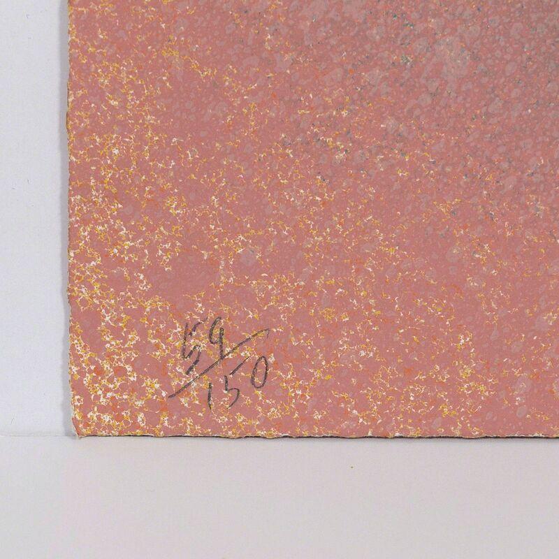 Jules Olitski, 'Graphic Suite #2 (Blush)', 1970, Print, Silkscreen, Caviar20 Gallery Auction