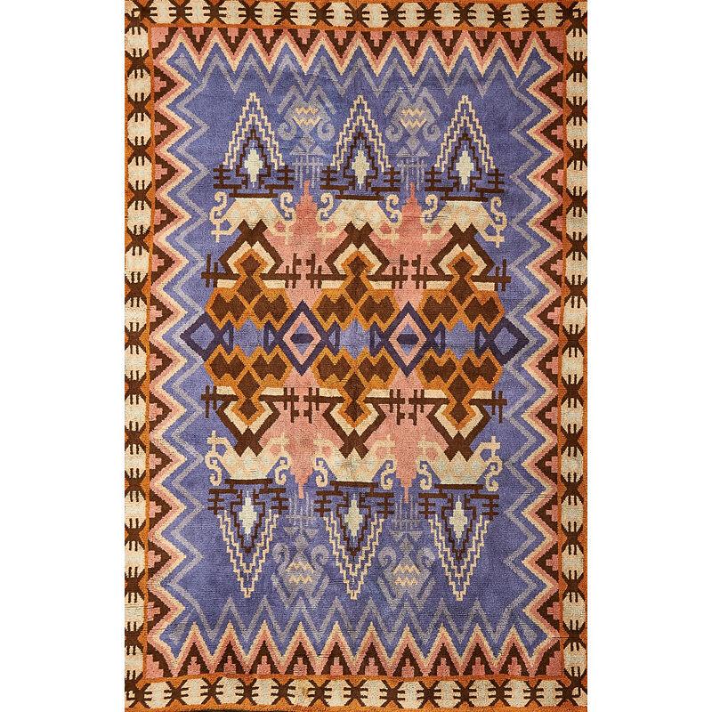 Impi Sotavalta, 'Rya, Rug, Finland', 1928, Textile Arts, Wool, Rago/Wright