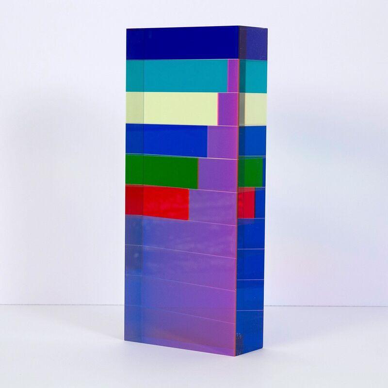 Vasa Velizar Mihich, 'Untitled (Market Brick)', 1992, Sculpture, Acrylic, Caviar20