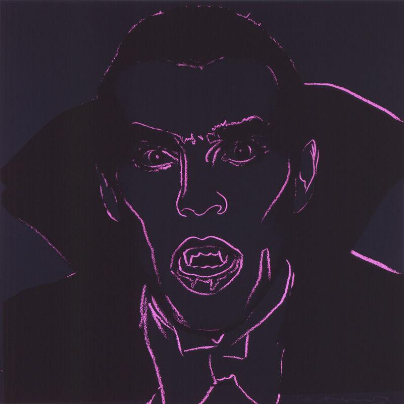 Andy Warhol, 'Dracula', 200, Print, Screen-print, Ronald Feldman Gallery