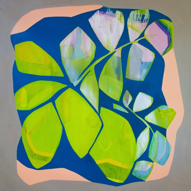 Katharine Dufault, 'HC I', 2018, Painting, Oil on canvas, The Painting Center
