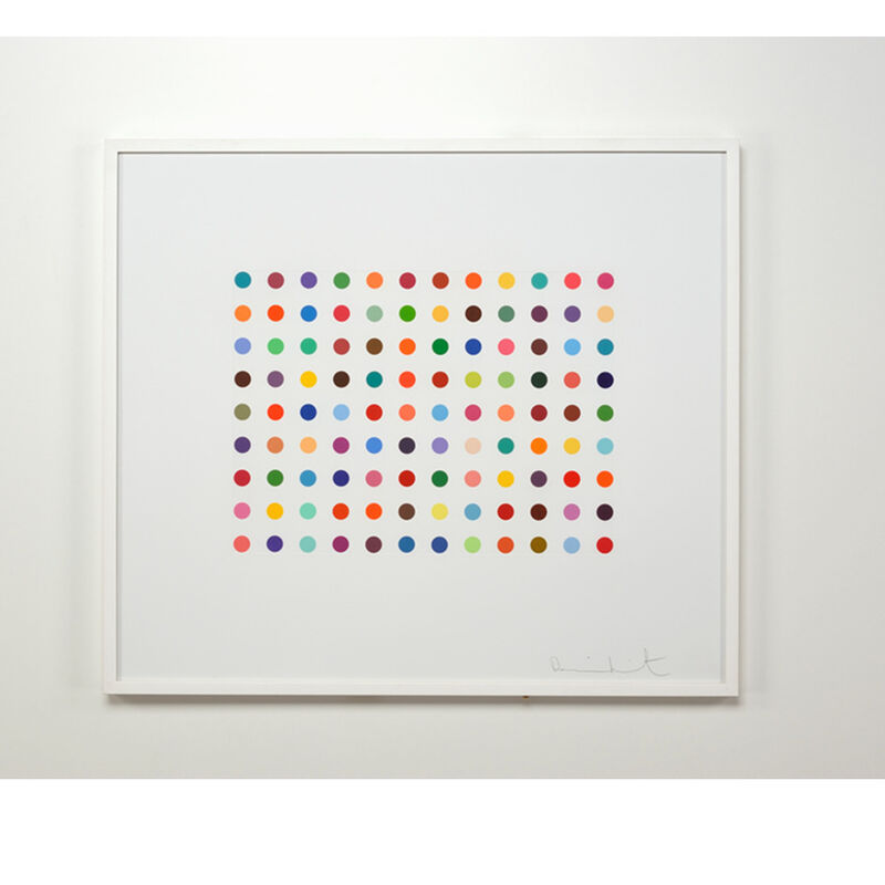 Damien Hirst, 'Doxylamine', 2010, Print, Aquatint etching on 350gsm Hahnemühle paper, Weng Contemporary