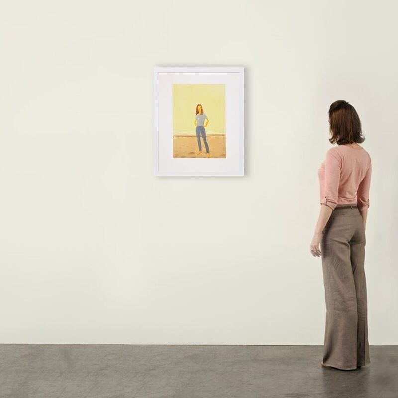 Alex Katz, 'Harbor 10', 2006, Print, Aquatint, Weng Contemporary