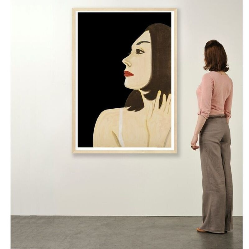 Alex Katz, 'Laura 1', 2017, Print, Archival pigment  Inks on Crane Museo Max 365 gsm fine art paper, Weng Contemporary