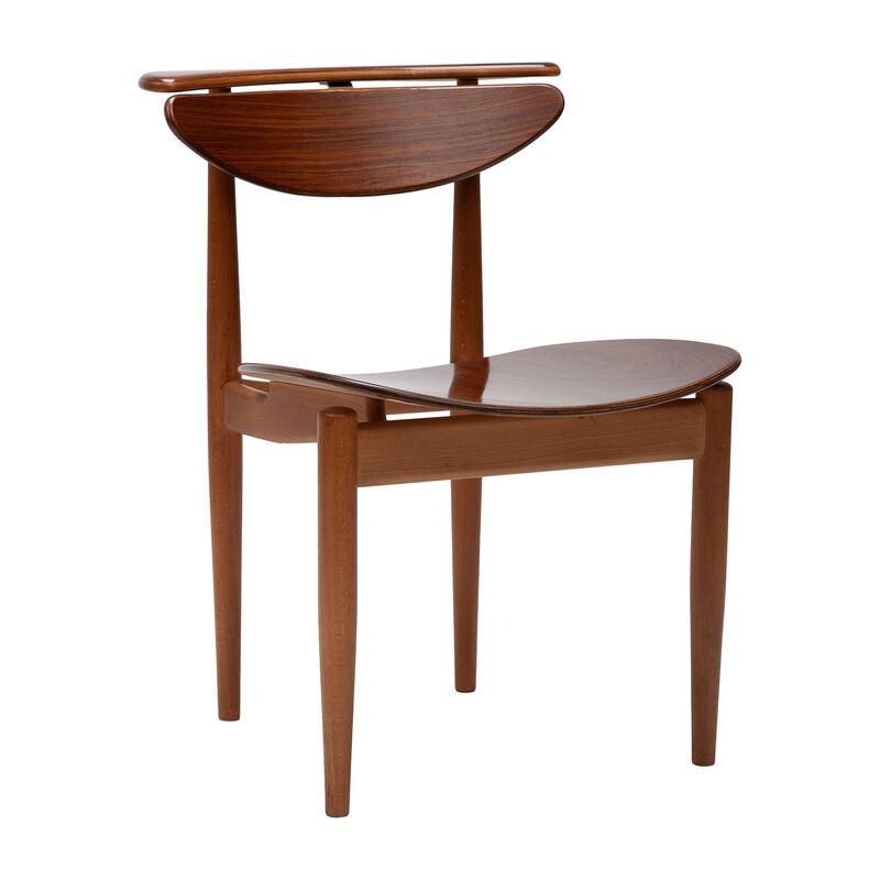 Finn Juhl, 'Set of eight chairs', 1963, Design/Decorative Art, Rosewood, beech and steel, Dansk Møbelkunst Gallery