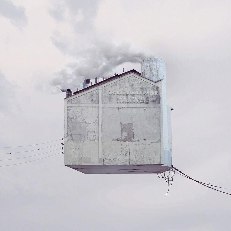Laurent Chéhère, 'La Blanchisserie', 2012, Photography, C Print, Muriel Guépin Gallery