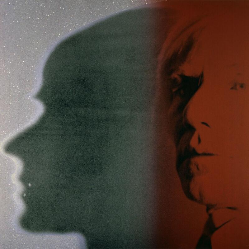 Andy Warhol, 'The Shadow', 1981, Print, Screen-print with diamond dust, Ronald Feldman Gallery
