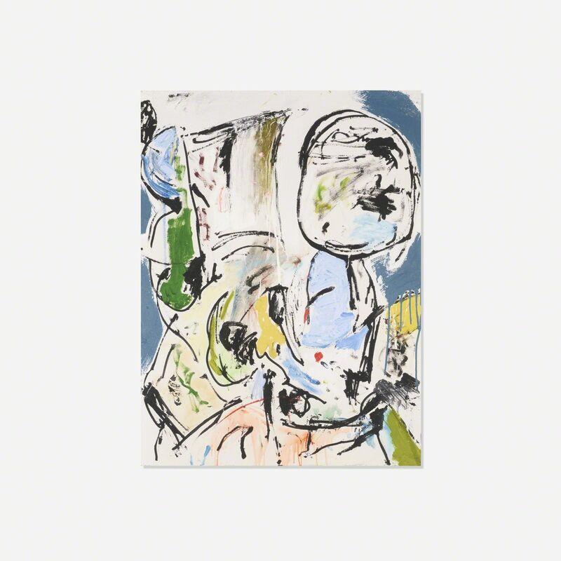 Eddie Martinez, 'Blue Traveler', 2014, Print, Archival pigment print, Rago/Wright