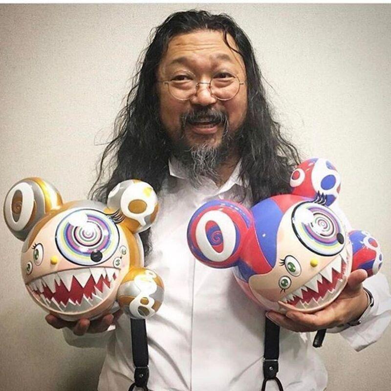 Takashi Murakami, 'Mr. DOB', 2016, Sculpture, Mixed media, EHC Fine Art