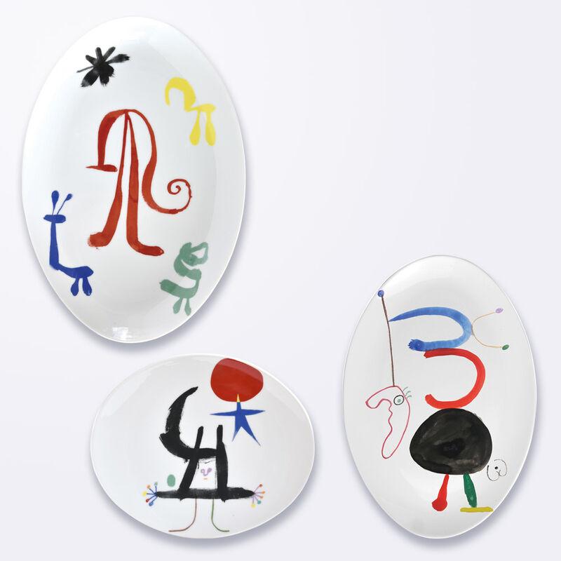 Joan Miró, 'PARLER SEUL', 2018, Design/Decorative Art, Porcelain, Bernardaud