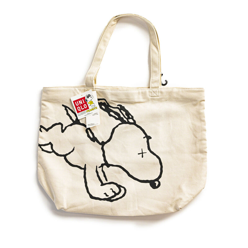KAWS, 'UNIQLO TOTE BAG', 2017, Fashion Design and Wearable Art, Tote Bag, DIGARD AUCTION
