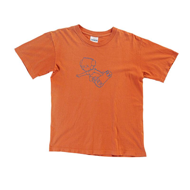 KAWS, 'HECTIC TEE SHIRT', 1999, Fashion Design and Wearable Art, Tee-shirt, DIGARD AUCTION