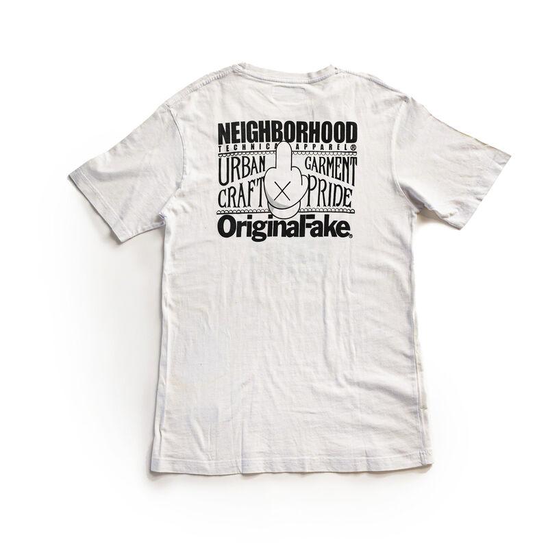 KAWS, 'NEIGHBORHOOD NHOF TEE SHIRT', 2012, Fashion Design and Wearable Art, Tee-shirt, DIGARD AUCTION