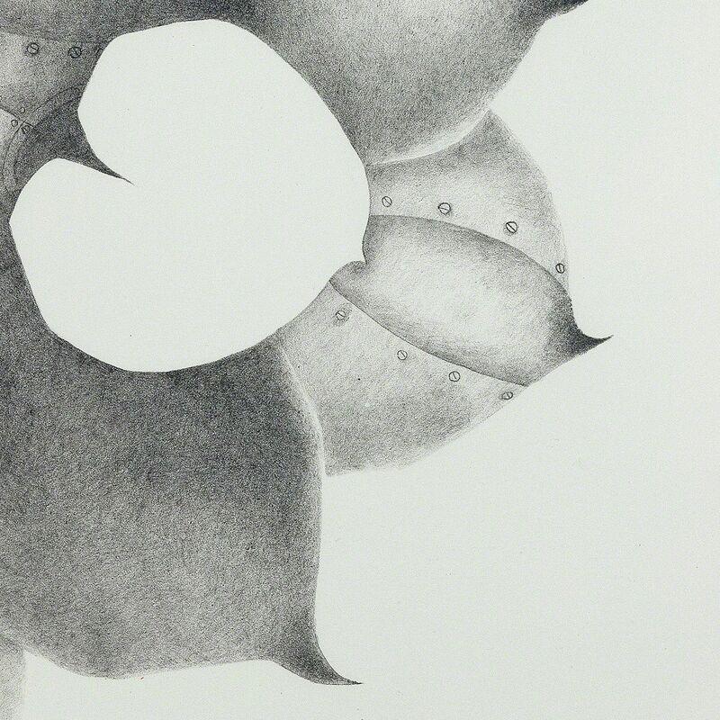 Lee Bontecou, 'Tenth Stone', 1968, Print, Lithograph, Caviar20