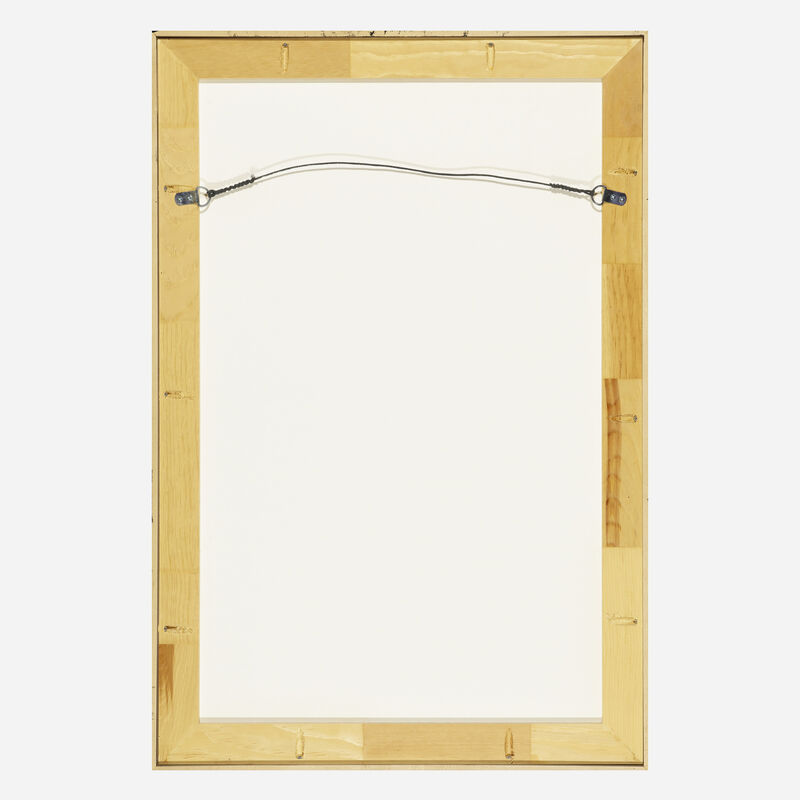 Marc Swanson, 'Anna Nicole', 2007, Mixed Media, Enamel, glass, glitter, Rago/Wright/LAMA