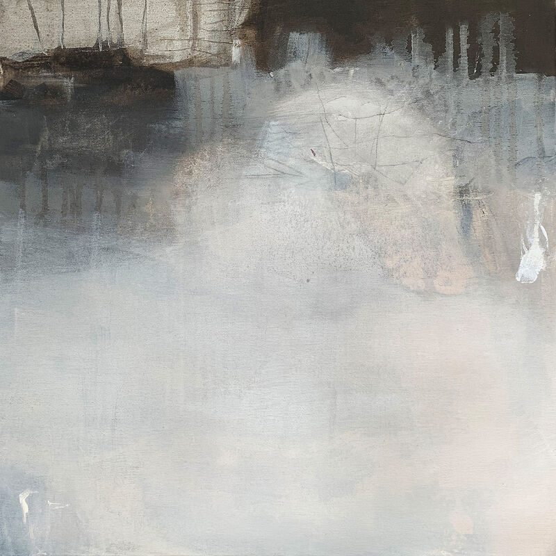 Isabell Gawron, 'Wide land', 2021, Painting, Acrylic on canvas, Galeria Azur Madrid