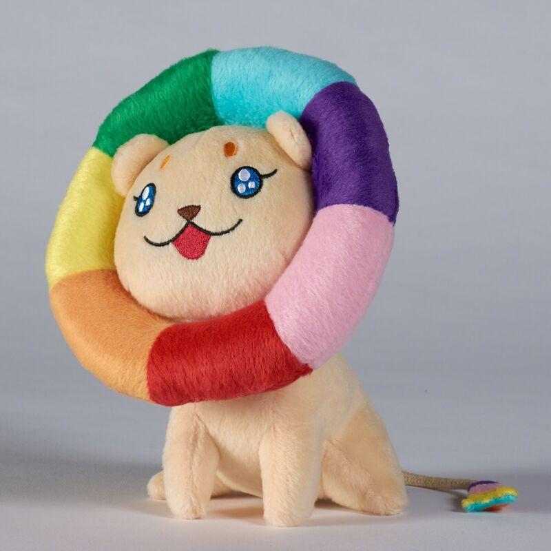Takashi Murakami, 'Yume Lion', 2009-2010, Ephemera or Merchandise, Plush doll, Doyle
