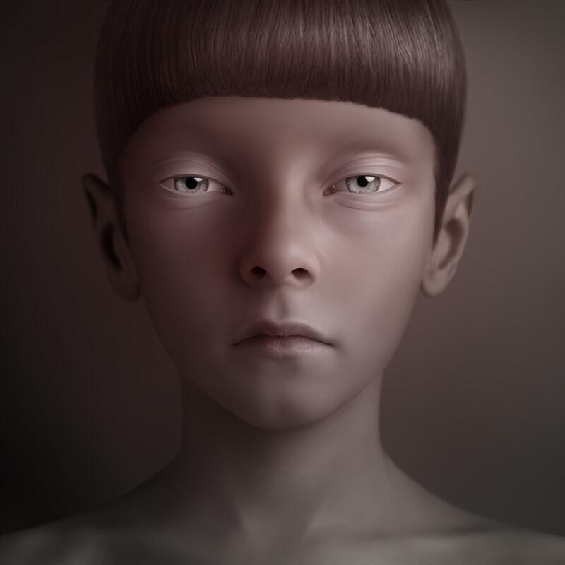 Oleg Dou, 'Dasha', 2008, Photography, C-print face mounted with Acrylic, Galeria Senda