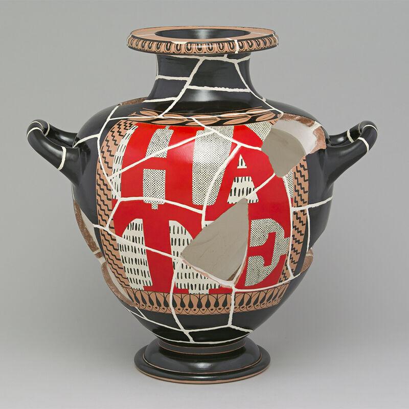 Richard Milette, 'Hydria 13-4165 with Hate', 1994, Bellevue Arts Museum