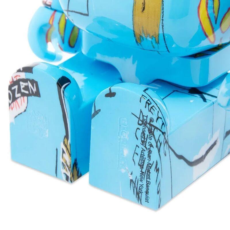 Jean-Michel Basquiat, 'Basquiat Bearbrick 400% Companions Set of 2 (Basquiat BE@RBRICK)', 2018, Ephemera or Merchandise, Vinyl Figurines, Lot 180