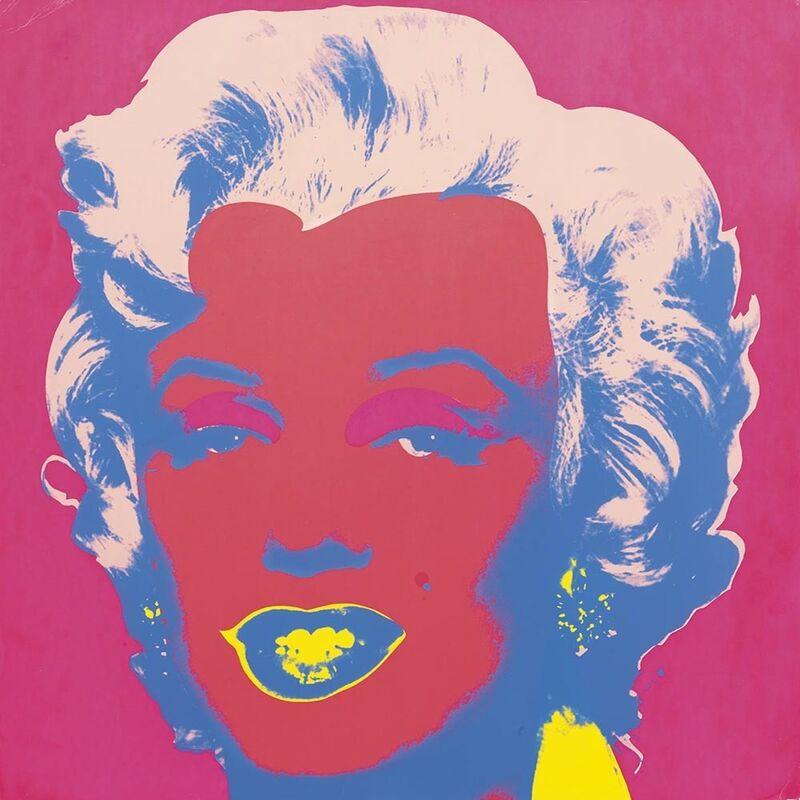 Andy Warhol, 'Marilyn Monroe (FS II.22)', 1967, Print, Screenprint on Paper, Revolver Gallery