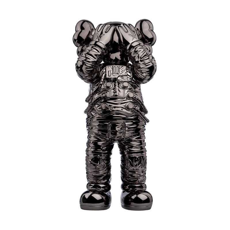 KAWS, 'HOLIDAY SPACE (BLACK) - KAWS', 2020, Sculpture, Polyurethane, Dope! Gallery