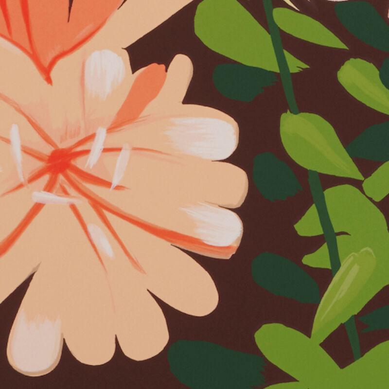 Alex Katz, 'Alex Katz, Late Summer Flowers', 2013, Print, Silkscreen, Oliver Cole Gallery